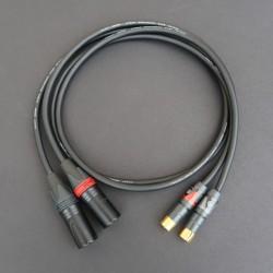 Calogrenant RCA-XLR (paire)